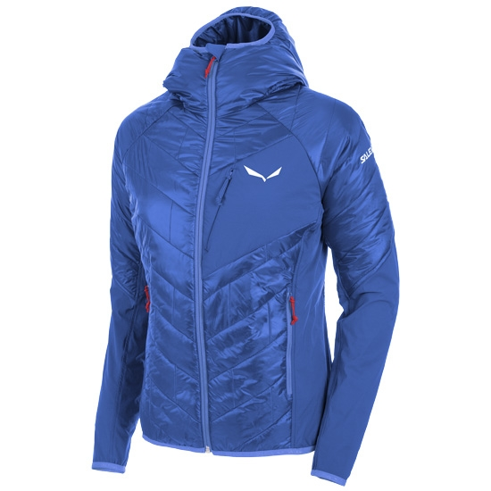 Salewa Ortles Hybrid Tirol Wool Jacket W - Nautical Blue