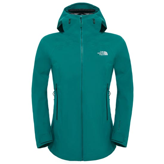 The North Face Point Five Jacket W - Conifer Teal