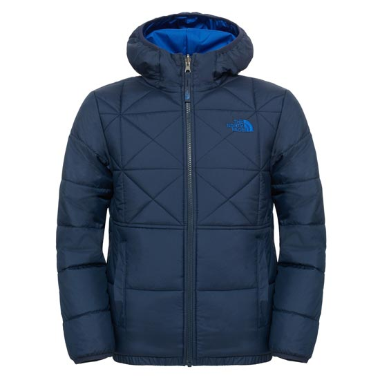 The North Face Reversible Perrito Jacket Jr - Cosmic Blue/Honor Blue