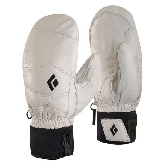 Black Diamond Spark Mitts W - White