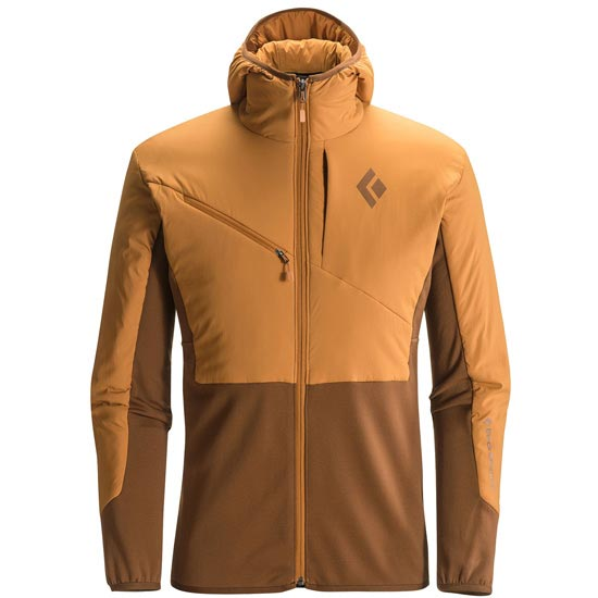 Black Diamond Deployment Hybrid Hoody - Cooper