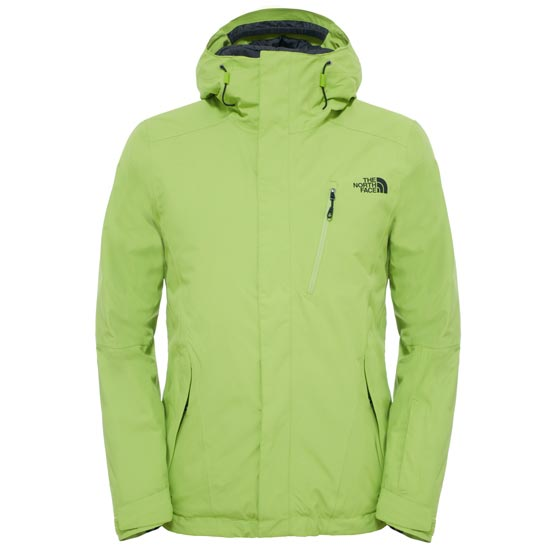 The North Face Descendit Jacket - Chive Green