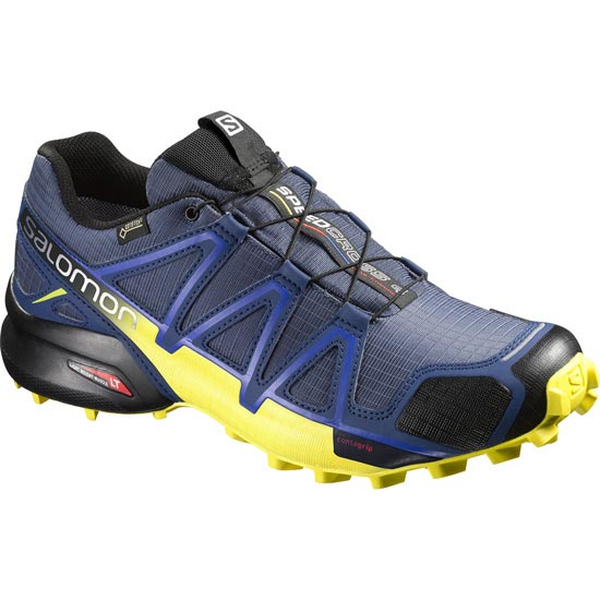 Salomon Speedcross 4 GTX - Slate Blue