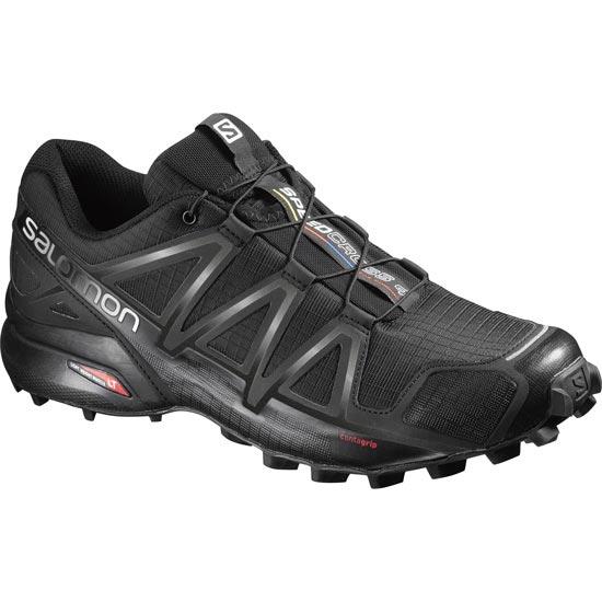 Salomon Speedcross 4 - Black/Black