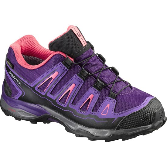 Salomon X-Ultra GTX Jr - Cosmic Purple