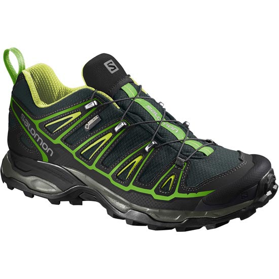 Salomon X Ultra 2 GTX - Green/Black