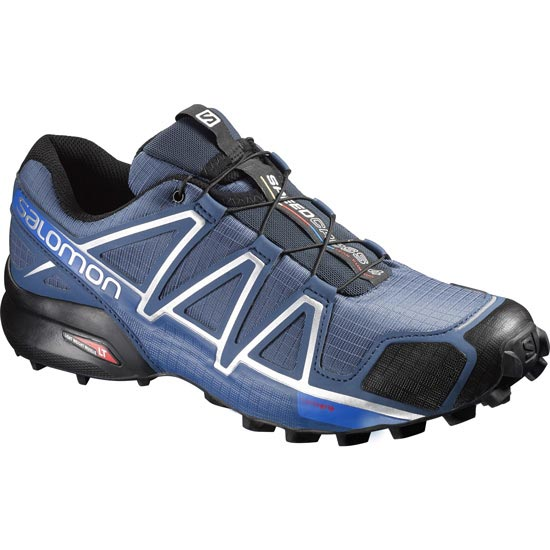 Salomon Speedcross 4 - Slate Blue