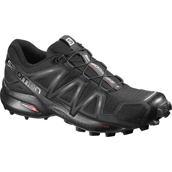 Salomon Speedcross 4 W - Black/Black
