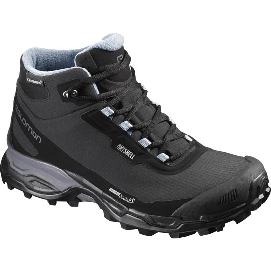 Salomon Shelter Spikes CS WP W - Black