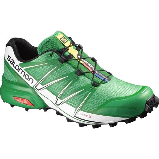 Salomon Speedcross Pro - Athletic Green