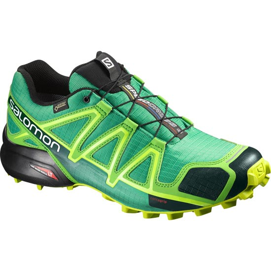 Salomon Speedcross 4 GTX - Athletic Green/Black