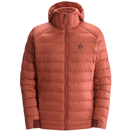 Black Diamond Cold Forge Hoody - Rust