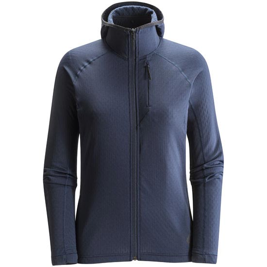 Black Diamond Coefficient Hoody W - Captain