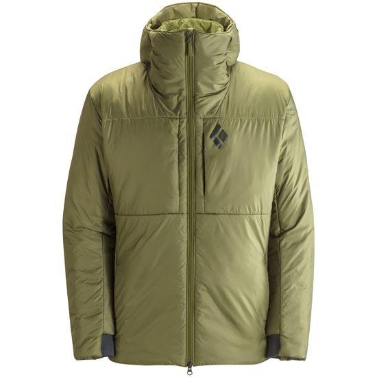 Black Diamond Stance Belay Parka - Cargo