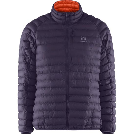 Haglöfs Essens Mimic Jacket W - Acai Berry