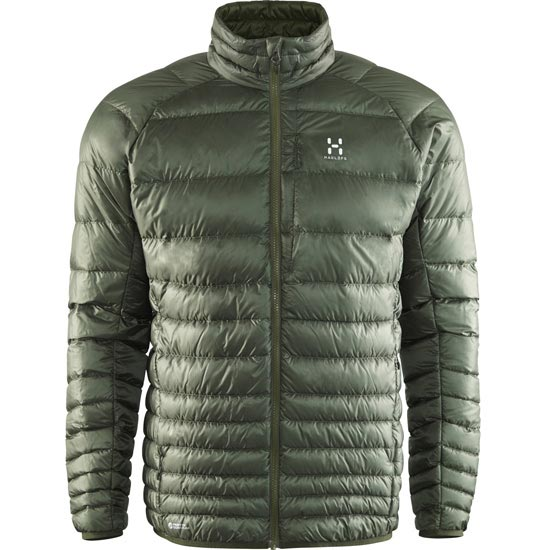 Haglöfs Essens III Down Jacket - Nori Green/Juniper