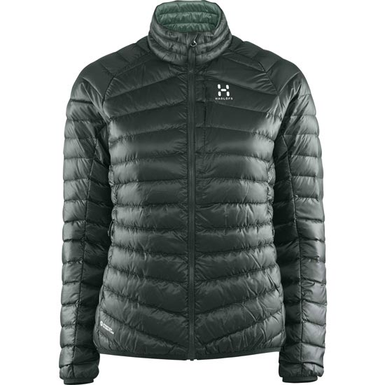 Haglöfs Essens III Down Jacket W - Mineral/Marble Green