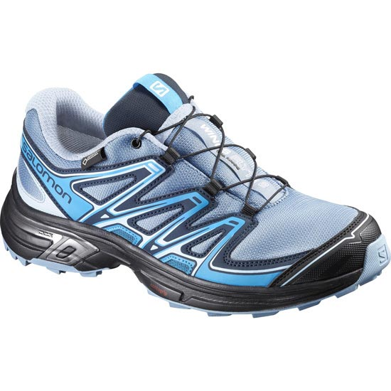Salomon Wings Flyte 2 GTX W - Windy Blue