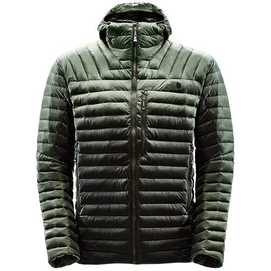 The North Face Summit L3 Jacket - Rosin Green/Climbing Ivy Green Print
