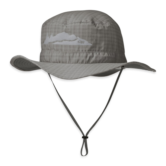 Outdoor Research Helios Sun Hat Kids - Pewter