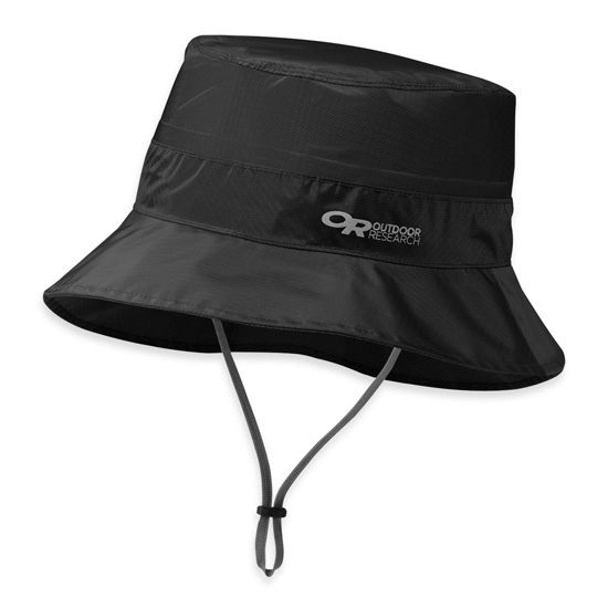 Outdoor Research Helium Rain Bucket - Black