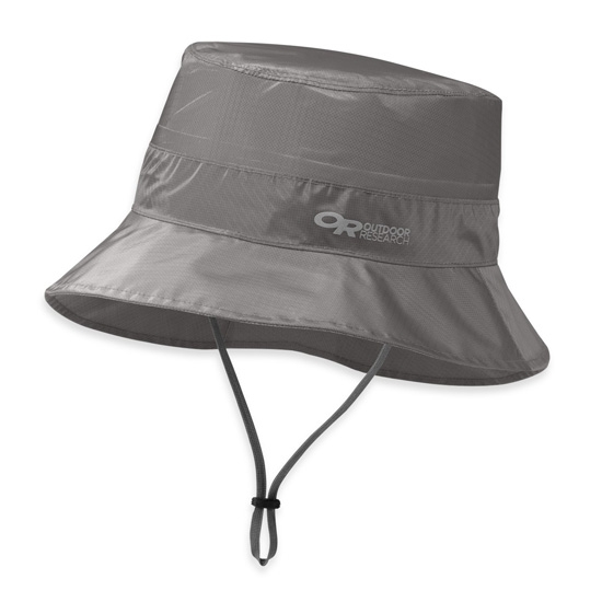 Outdoor Research Helium Rain Bucket - Pewter
