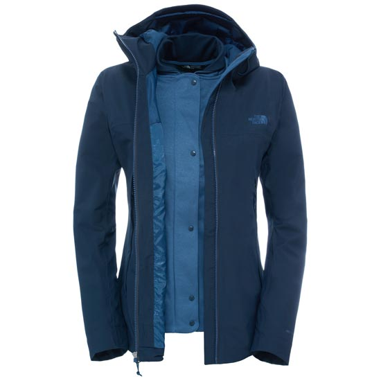 The North Face Meaford Triclimate Jacket W - Urban Navy
