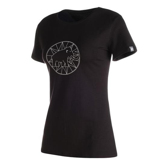 Mammut Mammut Logo T-Shirt W - Black