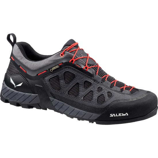 Salewa Firetail 3 GTX W - Black Out/Hot Coral