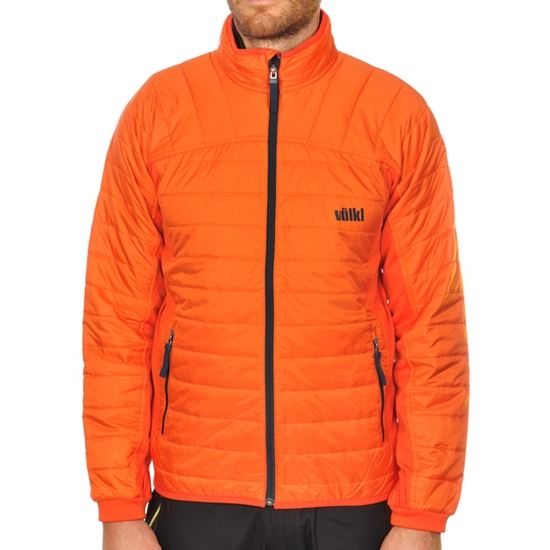 Volkl Pro Primaloft Fleece Jacket - Orange