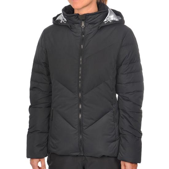 Volkl Silver Down Jacket W - Black