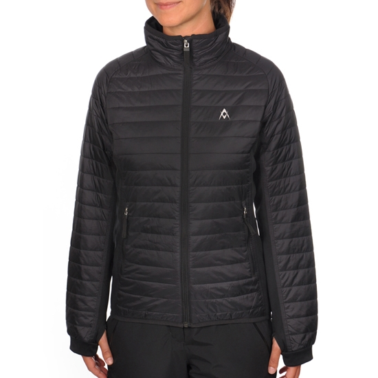 Volkl Ess Primaloft Fleece W - Black