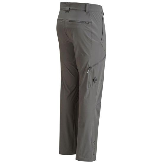 Black Diamond Alpine Pants - Photo of detail