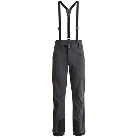 Black Diamond Dawn Patrol Pants - Smoke