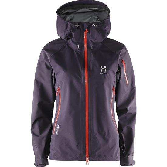 Haglöfs Roc Spirit Jacket W - Acai Berry