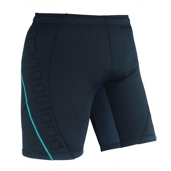 Trangoworld Golm Short - Negro/Azul