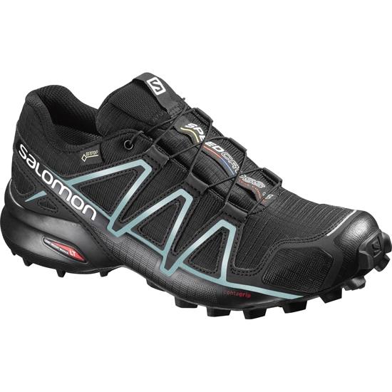 Salomon Speedcross 4 GTX W - Black/Black