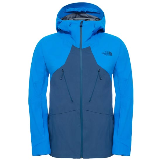The North Face Free Thinker Jacket - Shady Blue/Bomber Blue