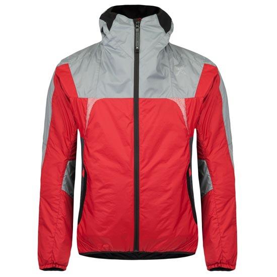 Montura Skisky Jacket - Rojo/Gris