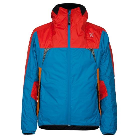 Montura Skisky Jacket - Azul/Rojo
