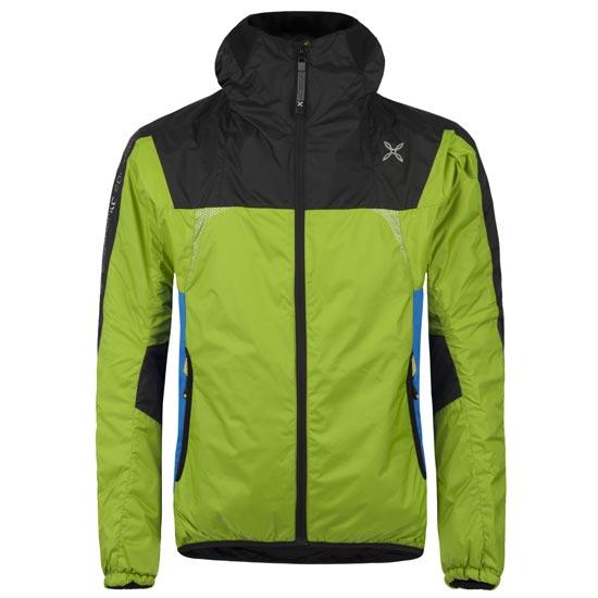 Montura Skisky Jacket - Verde/Negro