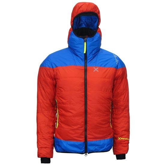 Montura Summit Duvet - Rojo/Azul