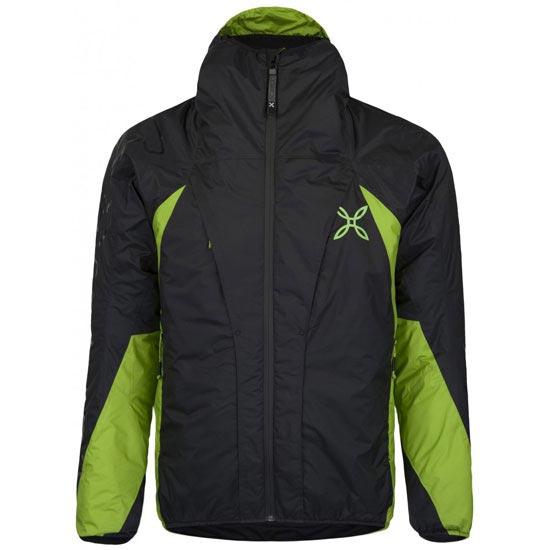 Montura Trident Jacket - Negro/Verde