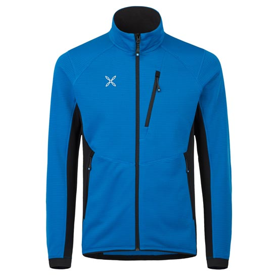 Montura Thermal Tech 2 Jacket - Azul/Negro