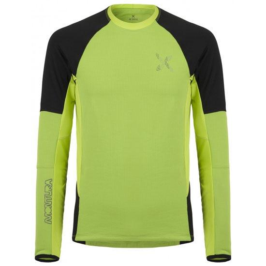 Montura Run Soft Maglia - Verde/Negro