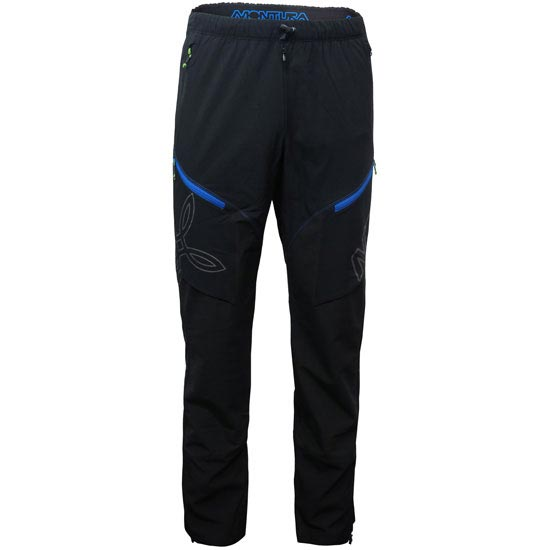 Montura X-Training Cover Pants - Negro/Azul