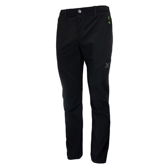 Montura Tirolo Pants - Negro/Verde