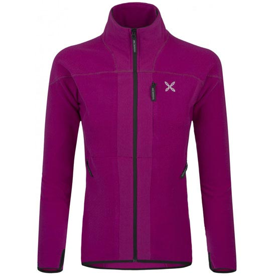 Montura Stretch Jacket W - Fuxia