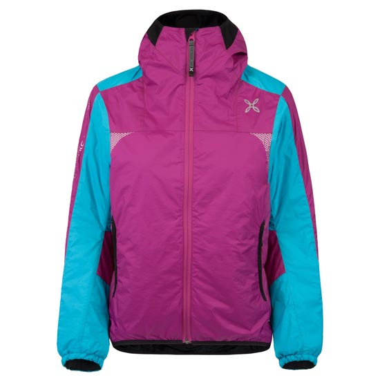 Montura Skisky Jacket W - Fucsia/Azul
