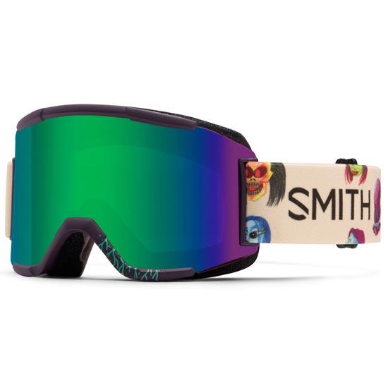 Smith Squad - Shadow Purple Creature/ Green Sol-X Mirror